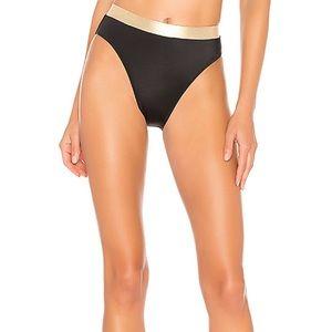 Solid & Striped Bella High Rise Bikini Bottoms XS